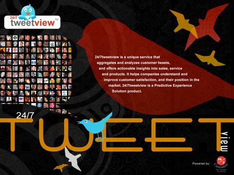 tweetview app