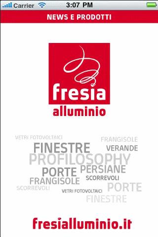 Fresia-Alluminio
