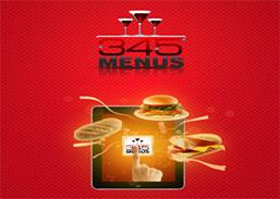 345Menus