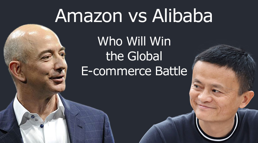 """Amazon vs Alibaba: Who Will Win the Global E-commerce Battle Amazon-vs-Alibaba-Who-Will-Win-the-Global-E-commerce-Battle Amazon laid the cornerstone stone on July 5, 1994, whereas Alibaba kicked its venture off on 4 April 1999 which was nearly five years after Amazon's foundation. The market that was limited to a certain region then now encompassed the global space. Both were, prominently Amazon was inspiration for, even for Alibaba, hundreds of successful e-commerce ventures across the world, including India's leading e-commerce firm Flipkart. Meanwhile, there are many new-age start-ups jumping into the e-commerce world being inspired by these e-commerce titans, with the help of innovative apps developed by the best mobile app development companies. Now there is a tough competition between these two tech giants, in finding new market opportunities and having a strong footprint there. Reaching $21.8 billion initial public offering by the end of 2014, Alibaba had stood out as the largest and most valuable e-commerce company in the world. Then everybody wowed """"a new e-commerce leader is born"""". In fact, from the first day of trading, Alibaba eclipsed Amazon and EBay together. Amazon-vs-Alibaba-Who-Will-Win-the-Global-E-commerce-Battle-400 Alibaba set a dynamic focus on all areas of e-commerce, including wholesale, retail, group buying, and payments. Beside, it also made a massive investment in startup firms, shelling out $8 billion that was just in six months of short time span. Straightaway, Alibaba knocked Amazon's doorstep USA and Europe, whereas Amazon expanded its presence in Chinese e-commerce market. When comparing these two e-commerce titans, we see many similarities and more differences. Around 70% of Amazon's revenue comes from selling electronic products and merchandise, and the remaining 30% percent comes from delivering digital media content which includes Amazon Prime, an annual fee-based subscription that streams video content, and other trending digital"""