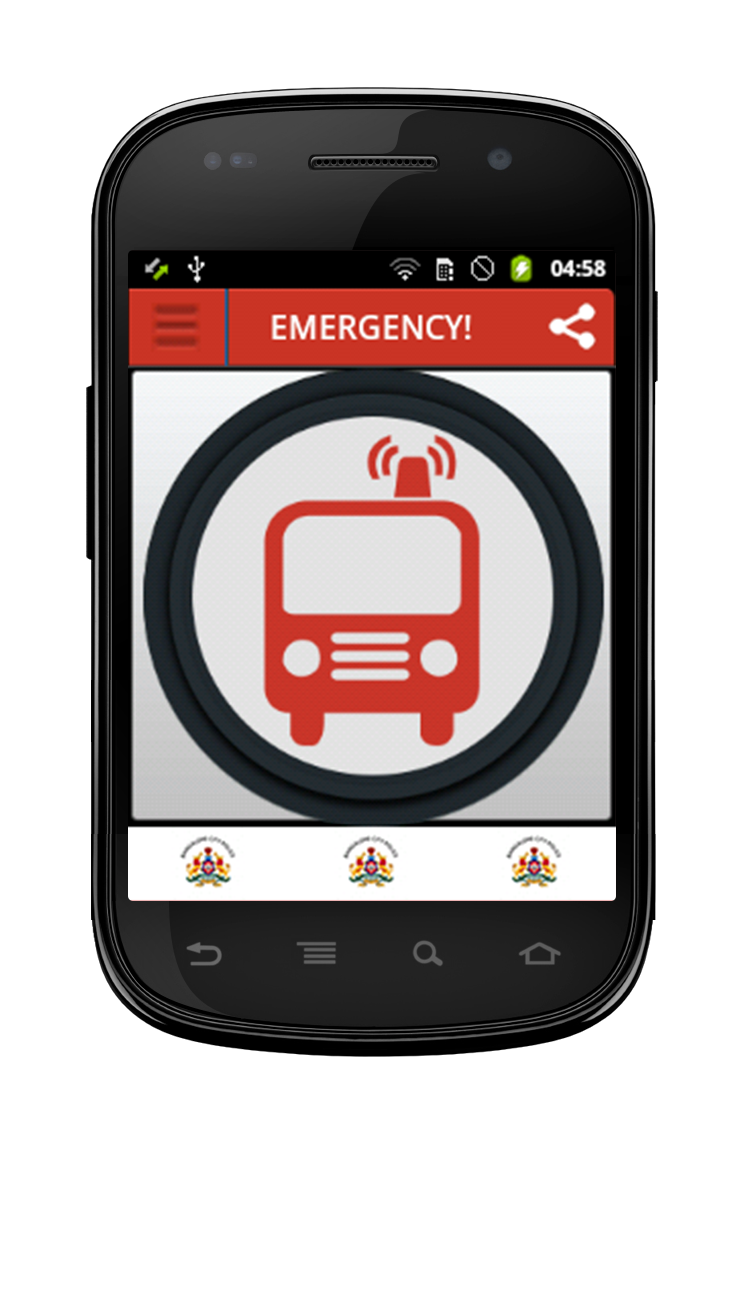 Android-Social-Application-Emergency