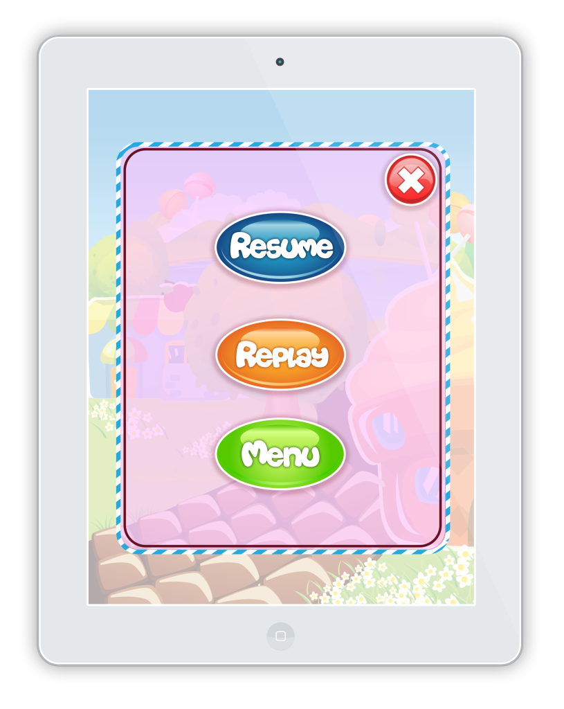 Candy-Game-Android