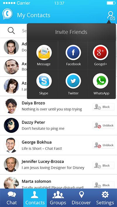 Circlechat-app6