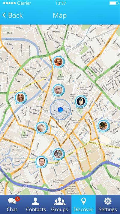 Circlechat-app8