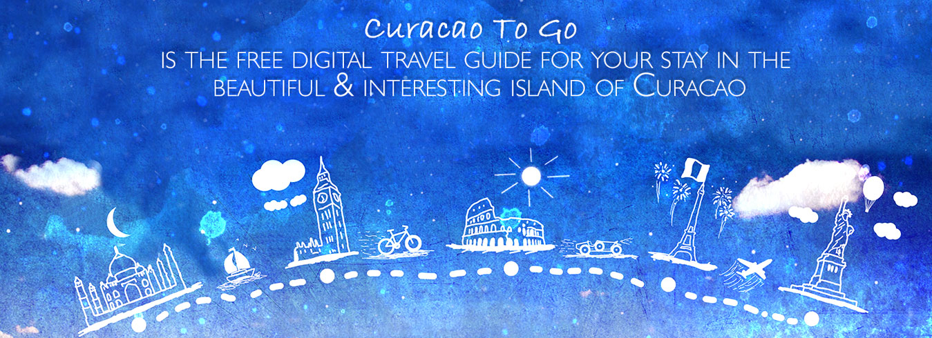 Curacao To Go banner
