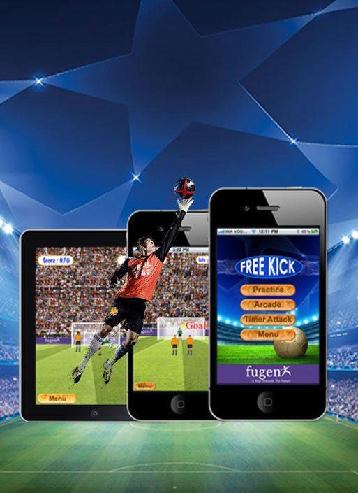 Free-Kick-portfolio