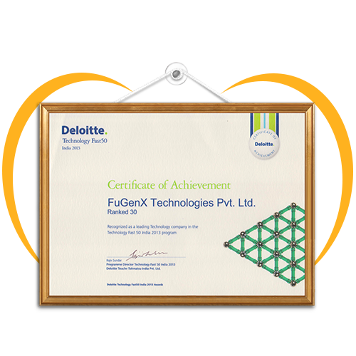 FuGenX-Ranked-30th-on-the-Deloitte-Technology-Fast-50-India-2013