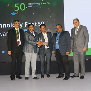 FuGenX-Ranks-23rd-on-Deloitte-Technology-Fast-50-India-2016