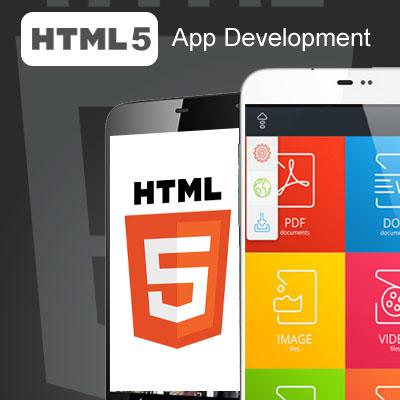 HTML-5-app-development