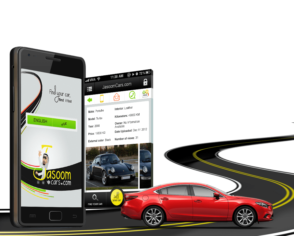 Jasoom-Car-Application