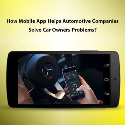 Serious Problems of Car Owners that Automotive Companies can Solve with Mobile App 3