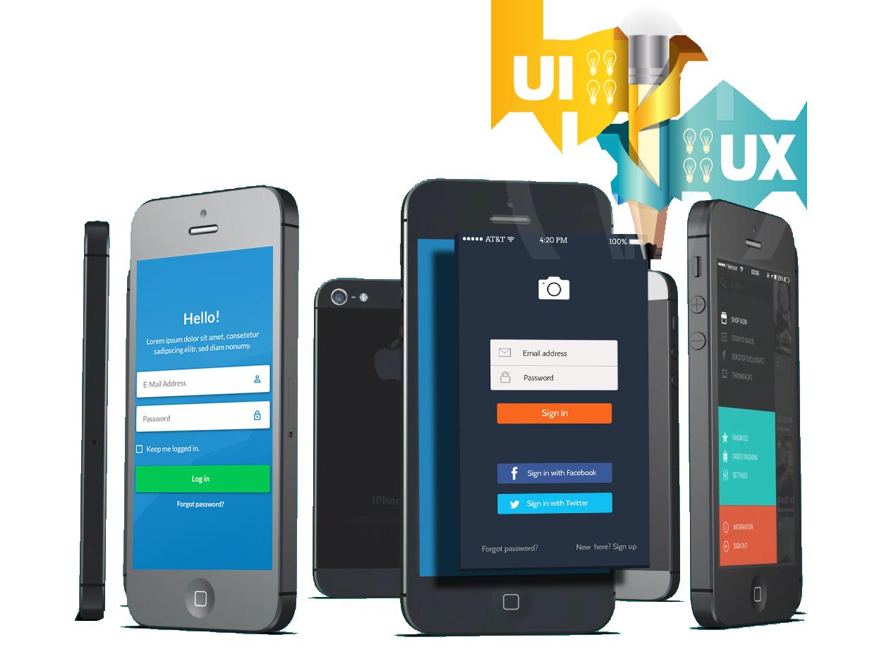 UI-UX-Design-development