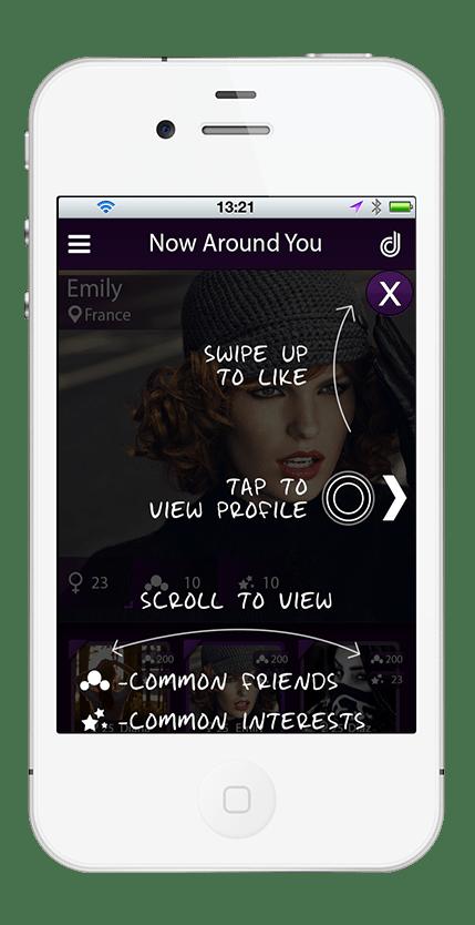 iPhone-Social-App-Disco