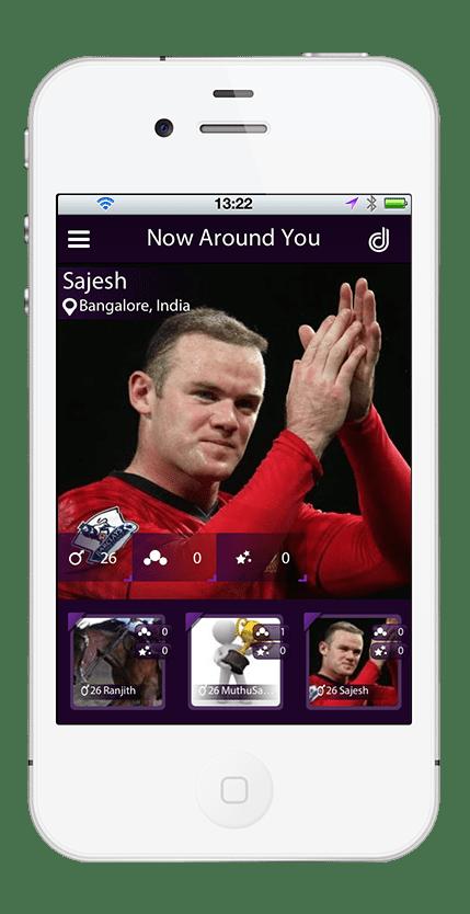iPhone-Social-Application-Disco