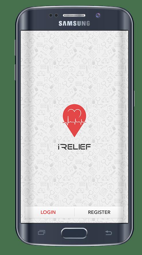 iRelief-healthcare-services-appc
