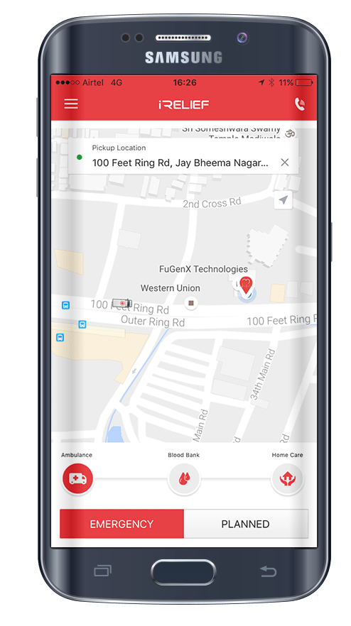 iRelief-healthcare-services-app2