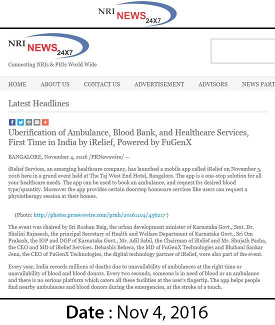 irelief-NRI-News-24-7
