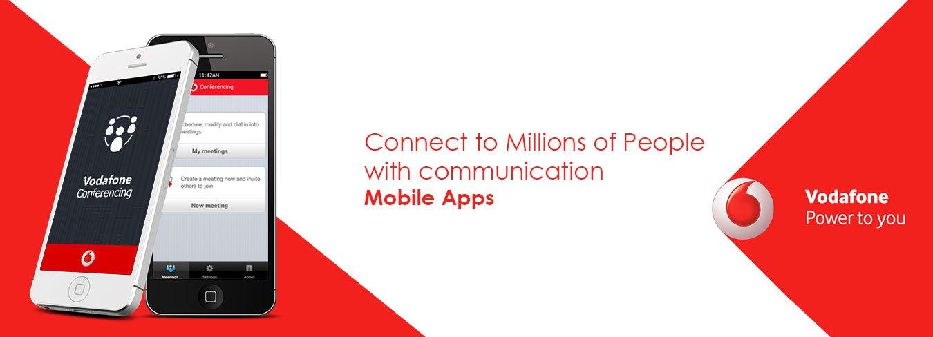Vodafone Conferencing App