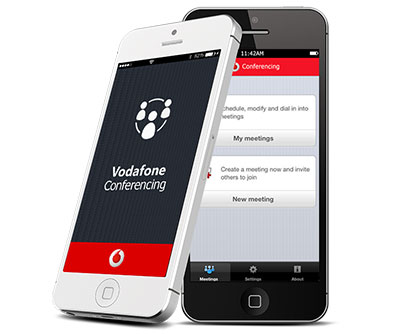 vodaphone-conferencing