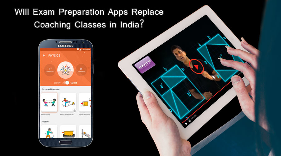 Will-Exam-Preparation-Apps-Replace-Coaching-Classes-in-India
