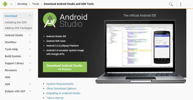 android-sdk-tool