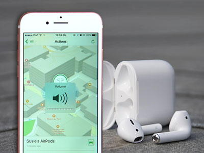 Find-My-AirPods
