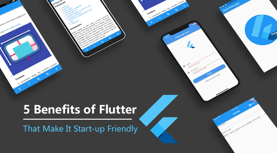 Want to have a Start up Friendly then Use Flutter